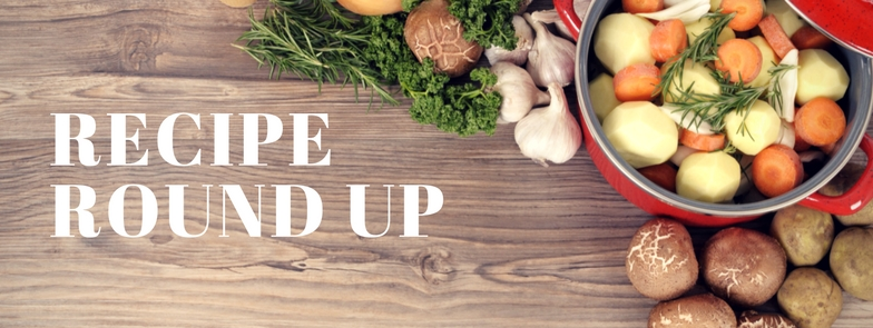 Recipe Round Up
